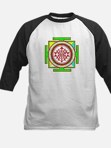 Sri Yantra (shree Yantra) design Printed Tee