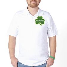 Boston Strong Shamrock T-Shirt