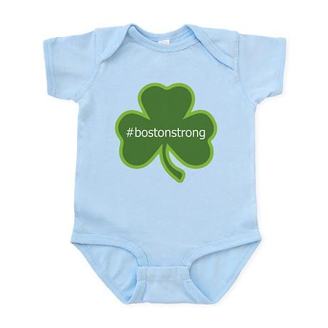 BostonStrong Shamrock Infant Bodysuit