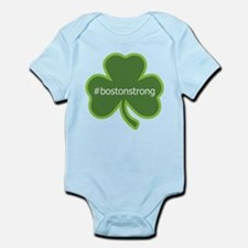 BostonStrong Shamrock Infant Bodysuit