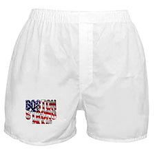 Boston Strong Flag Boxer Shorts