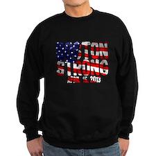 Boston Strong Flag Sweatshirt