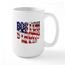 Boston Strong Flag Mug