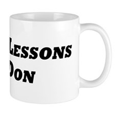 guitar lessons by don Mug