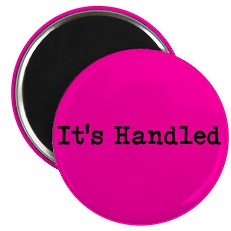 It's Handled Magnet