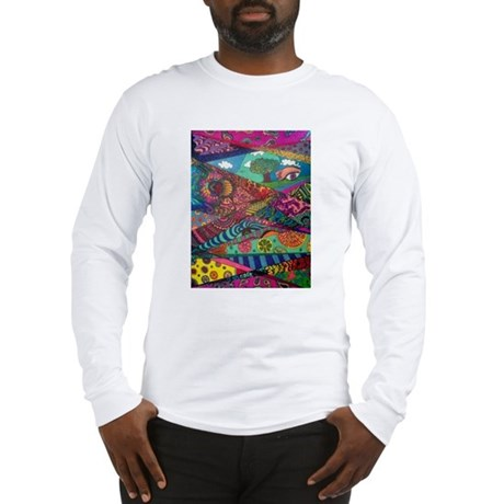 Segments of the Imagination Long Sleeve T-Shirt