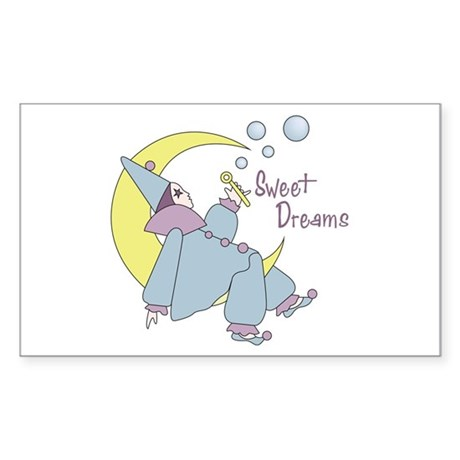 Sweet Dreams Sticker