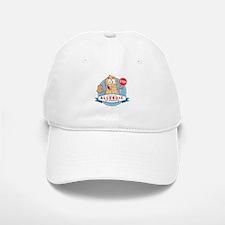 Allergic to Peanuts Baseball Baseball Cap