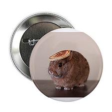 """pancake bunny 2.25"""" Button"""