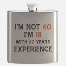 60 year old designs Flask
