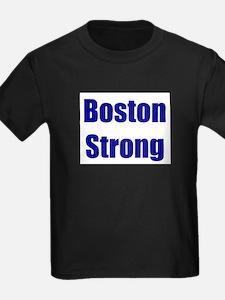 Boston Strong - blue T-Shirt