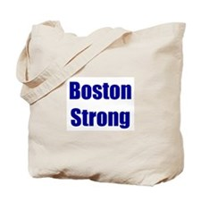Boston Strong - blue Tote Bag
