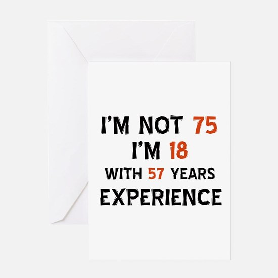 75Th Birthday 75th Birthday Greeting Cards – 75th Birthday Card