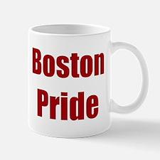 Boston Pride - red Mug