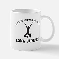 Long Jumper Designs Mug