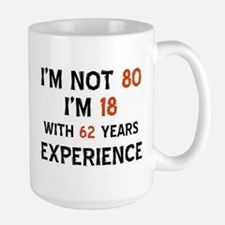 80 year old designs Mug