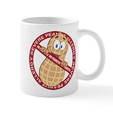 Severe Peanut Allergy Mug