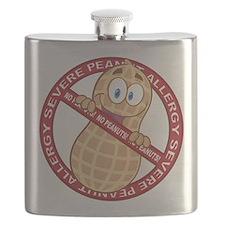 Severe Peanut Allergy Flask