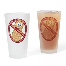 Severe Peanut Allergy Drinking Glass