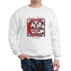 The Scarlet Letter Sweatshirt