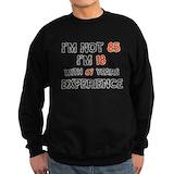 85th birthday Sweatshirt (dark)