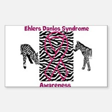 Ehlers Danlos Syndrome Awareness Decal