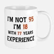 95 year old designs Mug