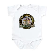 Beverly Hills California Infant Bodysuit