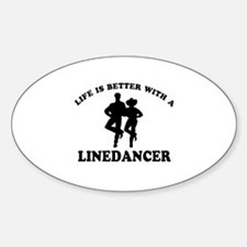 LineDancer Designs Decal