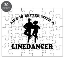 LineDancer Designs Puzzle