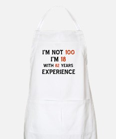 100 year old designs Apron