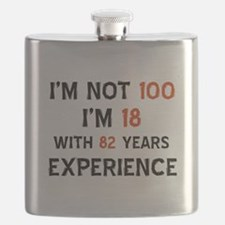 100 year old designs Flask