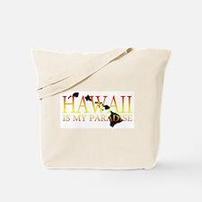 HAWAII IS MY PARADISE Tote Bag