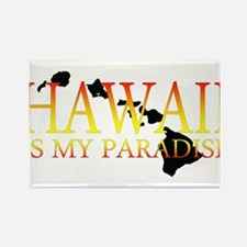 HAWAII IS MY PARADISE Rectangle Magnet