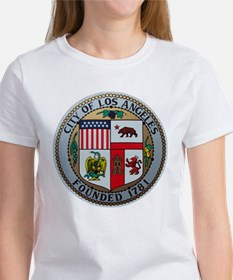 City of Los Angeles Women's T-Shirt