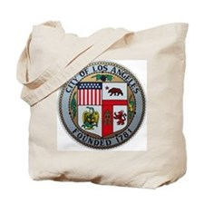 City of Los Angeles Tote Bag