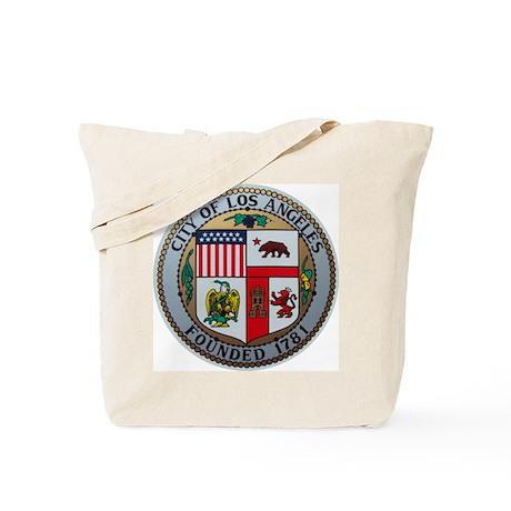 City of Los Angeles Tote Bag