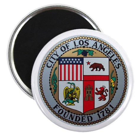 City of Los Angeles Magnet