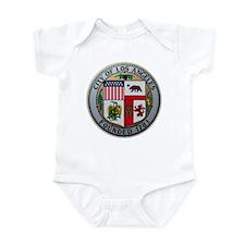 City of Los Angeles Infant Bodysuit