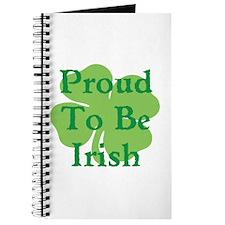 Proud To Be Irish Journal