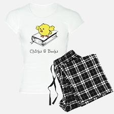 Chicks And Books Pajamas