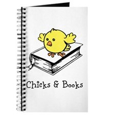 Chicks And Books Journal