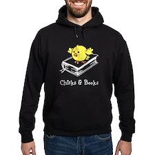 Chicks And Books Hoodie