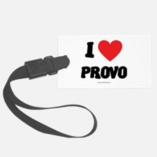 I Love Provo - LDS Clothing - LDS T-Shirts Luggage