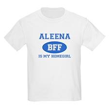 Aleena BFF designs T-Shirt