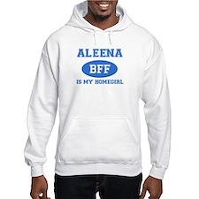 Aleena BFF designs Hoodie Sweatshirt