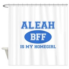 Aleah BFF designs Shower Curtain