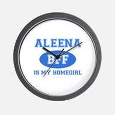 Aleena BFF designs Wall Clock