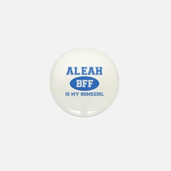 Aleah BFF designs Mini Button