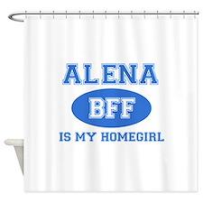 Alena BFF designs Shower Curtain